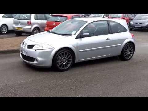 Renault Megane Sport Hatchback 2006 2 0 T 16v Renaultsport 225 3dr Ml56vtu Youtube