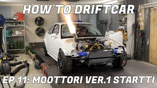 How To Driftcar EP 11 - Engine ver.1 start