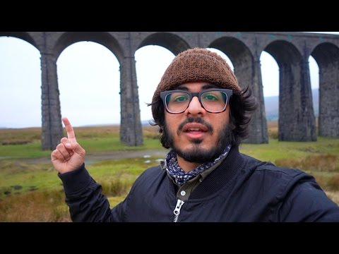 COULDN'T BELIEVE THIS WAS IN ENGLAND! Yorkshire Dales