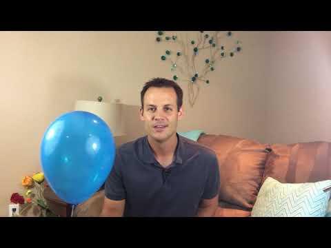 Gospel Magic Balloon Magic Trick Volunteer Appreciation Kids Ministry