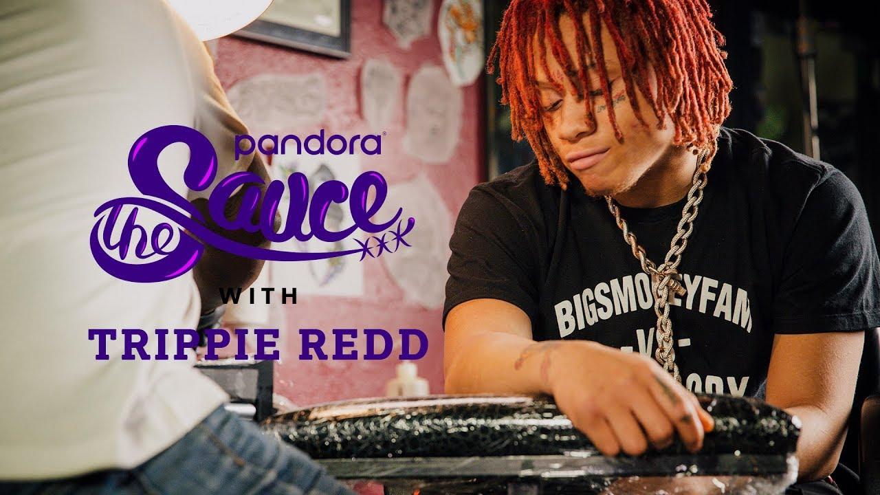 """Download Trippie Redd - The Sauce - """"Dark Knight Dummo"""""""