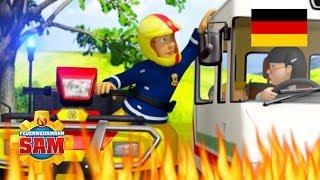 Feuerwehrmann Sam Deutsch Neue Folgen | Feuerhund! | 40 Minuten Zusammenstellung 🚒 Kinderfilme