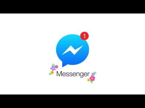 Facebook Messenger cho phép gửi tin nhắn có hoa - Techsign.in