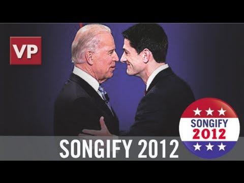 VP Debate Highlights Songified