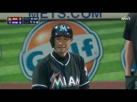 September 01, 2016-Miami Marlins vs. New York Mets
