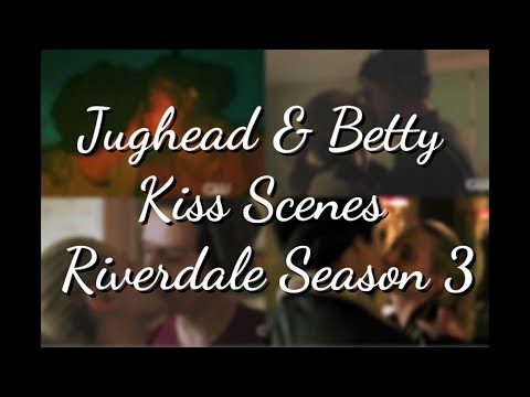 All Bughead Kisses Riverdale Season 3
