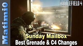 Realistic Sniper Scopes & Best Grenades - Sunday Mailbox - Battlefield 4