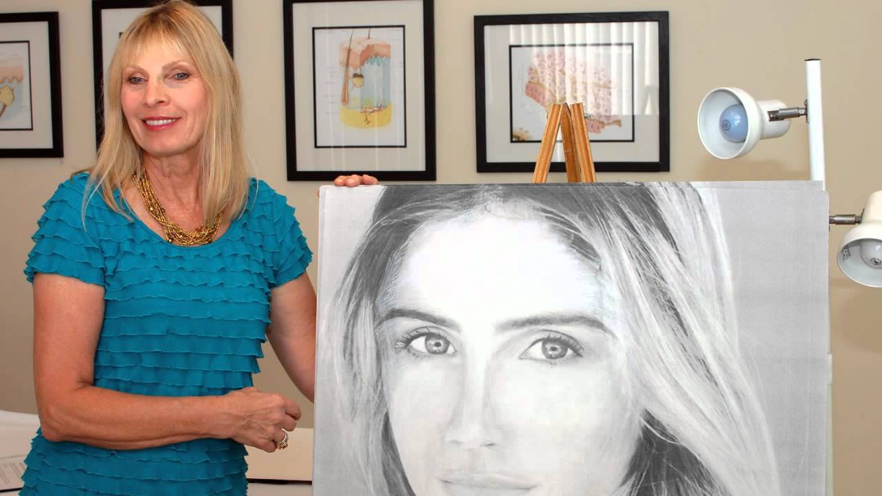 Advanced Eyebrow Shaping Camarillo Makeup By Karen Kubeck Youtube