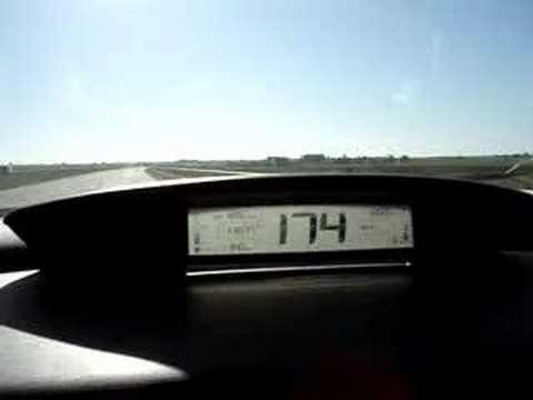 C4 1.6 HDI:118km/h to 192km/h