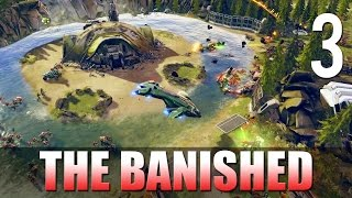 [3] The Banished (Let's Play Halo Wars 2 PC w/ GaLm)