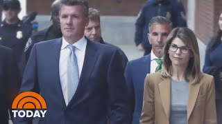Lori Loughlin Pleads Not Guilty To New Charges In College Admissions Scandal | TODAY