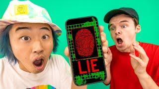 Lie Detector On Ryan Prunty