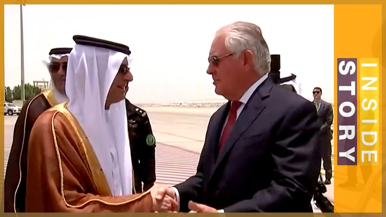 Inside Story - Can Tillerson get anti-Qatar quartet to end GCC crisis?