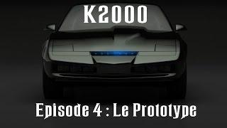 K2000 : Le retour de KITT | Saison 1 Episode 4 | Le prototype