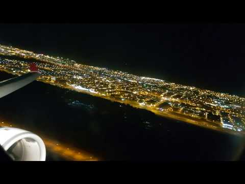 Sri Lankan Airlines A330-300 Takeoff from Jeddah & landing at Colombo [HD]