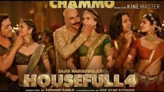 CHAMMO Audio Song - Housefull 4   Sukhwinder Singh (HQ)