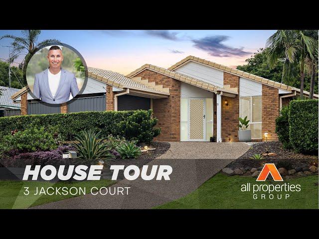 3 Jackson Court, Regents Park | House Tour | Chris Gilmour & Derrick Williams