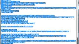 Curso de Excel 2010 - Actividad Semana 4 - Parte 2
