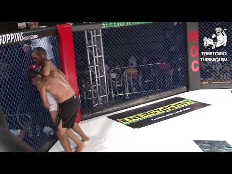 Hugo Rocha vs Alisson Machado - War of Champions 3