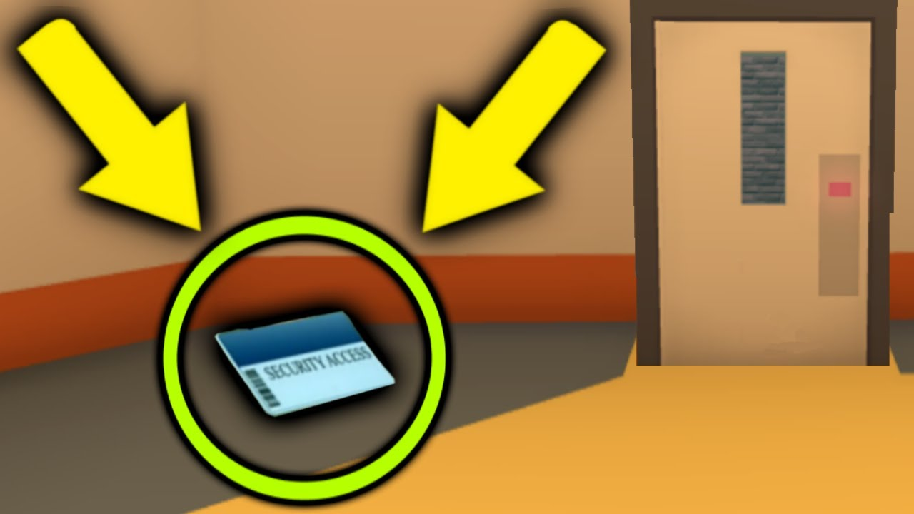 How To Almost Instantly Get A Keycard In Roblox Jailbreak Youtube