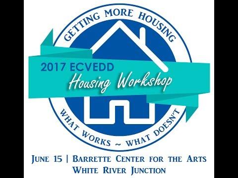 """Housing & Economic Development, The Symbiotic Relationship"" - Workshop at Northern Stage (06-15-17)"