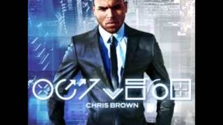Chris Brown -  Don't wake me up (with lycris)