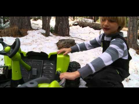 Power Wheels Dune Racer Review by Gabe