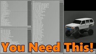 Spin Tires Plus | NEW Menu System, SEARCH FOR TRUCKS, Download in Description!