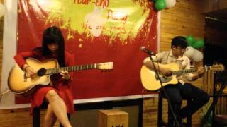 Aloha - Mỹ Trang ft Lộc John Guitar HCE