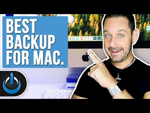 The BEST Backup Solution For Mac