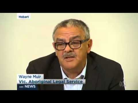 Video 1:39          New Aboriginal legal service set to start