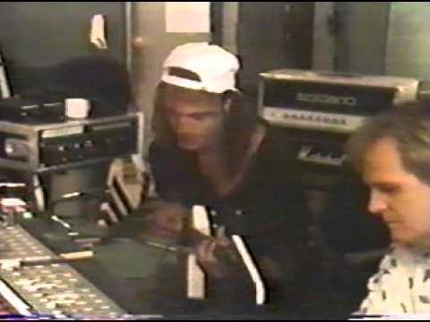 Scorpions - Hard & Heavy VHS Vol 2 In The Studio (Nikshark Collection)