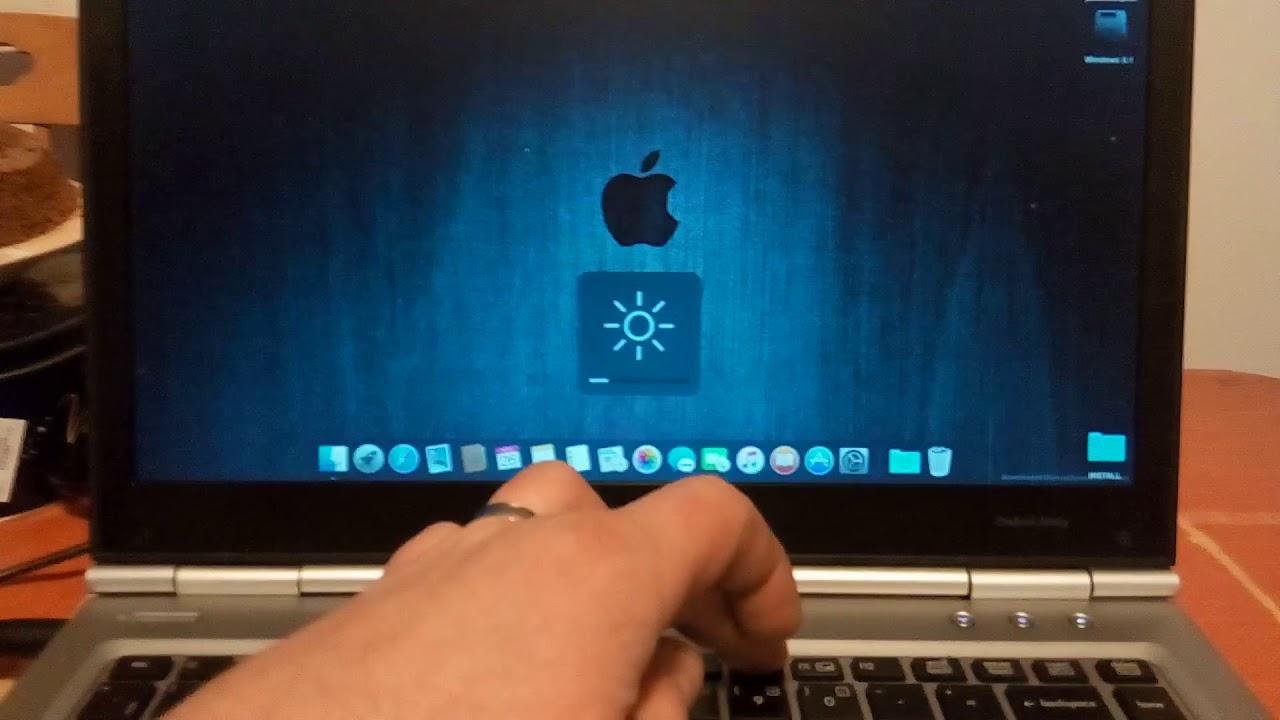 Hp Elitebook 8460p - MacOS and Windows