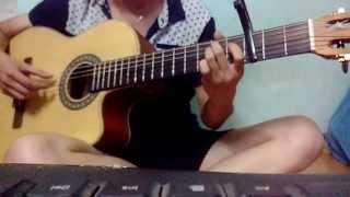 Chờ ngày mưa tan guitar Ben