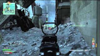 MW3 Nuke! M.O.A.B First Day! (Xbox360)