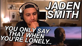 JADEN SMITH - NINETY OFFICIAL VIDEO REACTION & COMMENTARY!! | THE AESTHETIC IS AMAZING