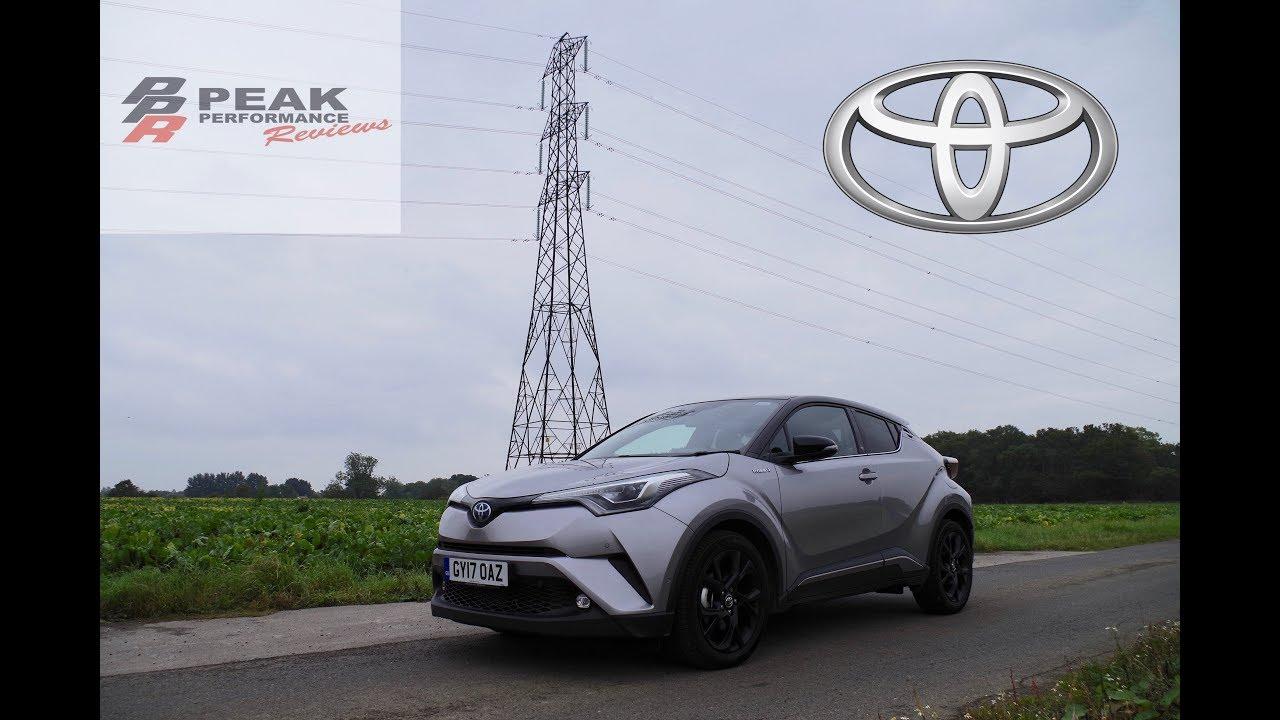 Toyota C Hr 2017 Suv Review Peak Performance Reviews