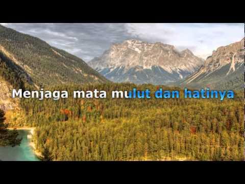 Lirik Lagu Religi Opick - Alangkah Indah