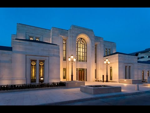 Public Invited to Tour Paris France Temple