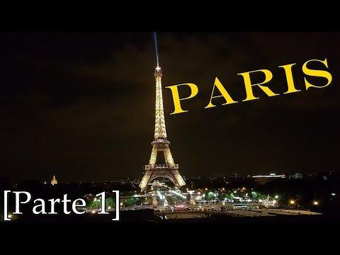 Vlog - Viaje Comigo: Paris [Parte 1]