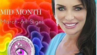 March New Moon Mid Month Reading for all Signs with Amira