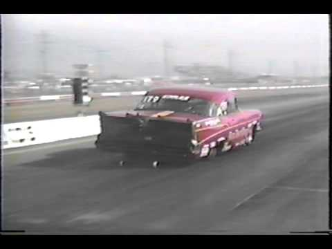 1988 Baylands Raceway - Fremont California