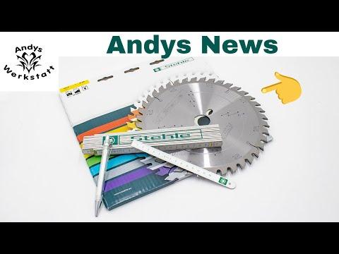 Andys News -