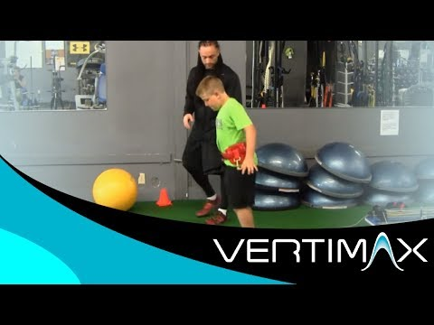 Youth Strength, Speed & Agility Training (Complete VertiMax Workout - Part 3 of 4)