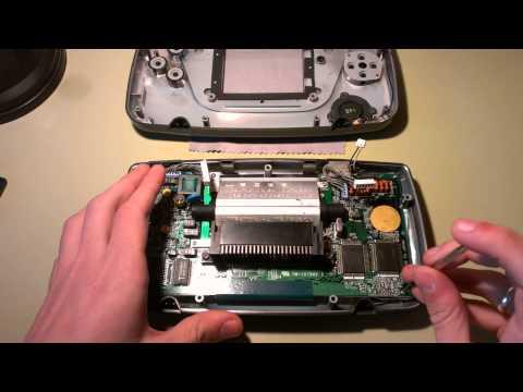 Taller: Restaurando Sega Game Gear