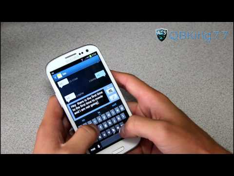 How to Install the Android 4.1 Jelly Bean Keyboard on your Android Phone