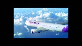 Fly with Hawaiian Airlines