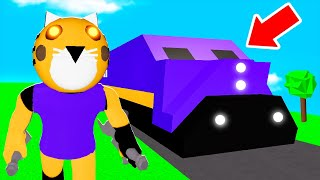 ROBLOX PIGGY TIGRY'S TRAIN STATION MAP! (Piggy Build Mode)