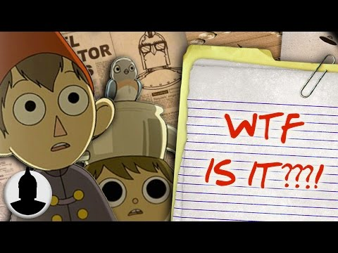 Could the Over the Garden Wall Beast Be A Wendigo? WTF is it?! - Cartoon Conspiracy (Ep. 127)