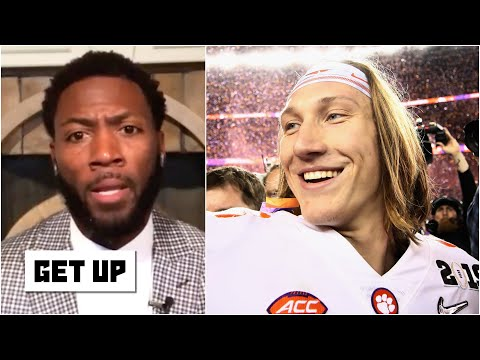 Trevor Lawrence will be an excellent NFL QB, but he struggled last season – Ryan Clark | Get Up